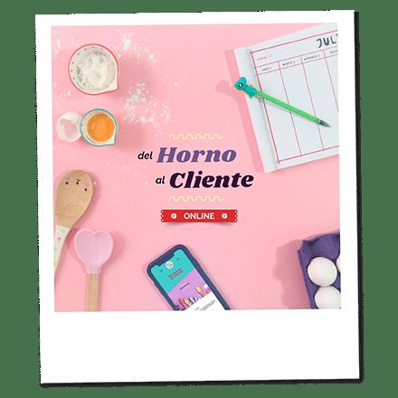 """Taller """"Del horno al cliente online"""""""